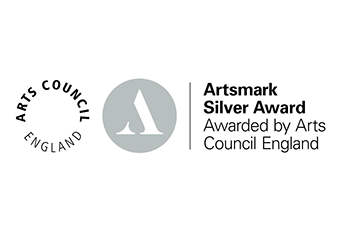 Arts Council England Artsmark Silver Award Logo